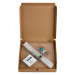Spore vial pack, includes 20cc syringe with needle, alchol swabs and 10cc vial with Golden teacher spores solution