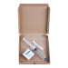Albino A+ psilocybe cubensis syringe with needle, prep